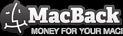 MacBack logo